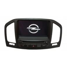 SISTEM NAVIGATIE GPS CU DVD SI TV PENTRU OPEL INSIGNIA